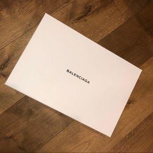 Balenciaga Shoe Box